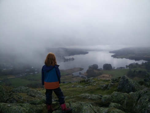 Todd Crag Loughrigg Fell
